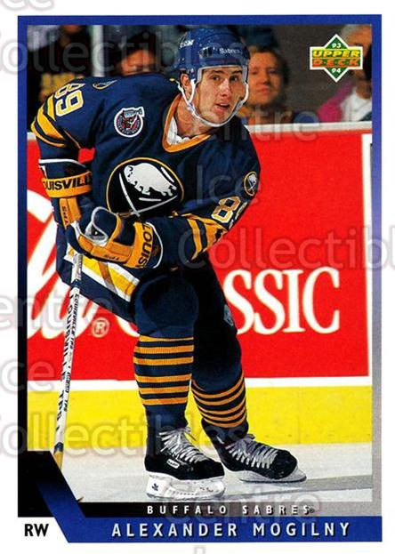 1993-94 Upper Deck #488 Alexander Mogilny<br/>11 In Stock - $1.00 each - <a href=https://centericecollectibles.foxycart.com/cart?name=1993-94%20Upper%20Deck%20%23488%20Alexander%20Mogil...&quantity_max=11&price=$1.00&code=181584 class=foxycart> Buy it now! </a>