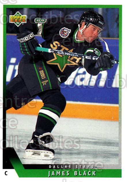 1993-94 Upper Deck #517 James Black<br/>11 In Stock - $1.00 each - <a href=https://centericecollectibles.foxycart.com/cart?name=1993-94%20Upper%20Deck%20%23517%20James%20Black...&price=$1.00&code=181617 class=foxycart> Buy it now! </a>