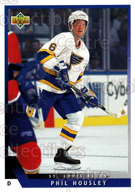 1993-94 Upper Deck #525 Phil Housley<br/>12 In Stock - $1.00 each - <a href=https://centericecollectibles.foxycart.com/cart?name=1993-94%20Upper%20Deck%20%23525%20Phil%20Housley...&quantity_max=12&price=$1.00&code=181625 class=foxycart> Buy it now! </a>
