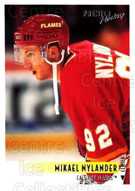 1994-95 OPC Premier #237 Michael Nylander<br/>6 In Stock - $1.00 each - <a href=https://centericecollectibles.foxycart.com/cart?name=1994-95%20OPC%20Premier%20%23237%20Michael%20Nylande...&quantity_max=6&price=$1.00&code=182429 class=foxycart> Buy it now! </a>