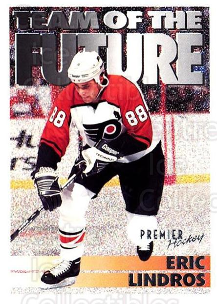 1994-95 OPC Premier #241 Eric Lindros<br/>3 In Stock - $2.00 each - <a href=https://centericecollectibles.foxycart.com/cart?name=1994-95%20OPC%20Premier%20%23241%20Eric%20Lindros...&quantity_max=3&price=$2.00&code=182434 class=foxycart> Buy it now! </a>