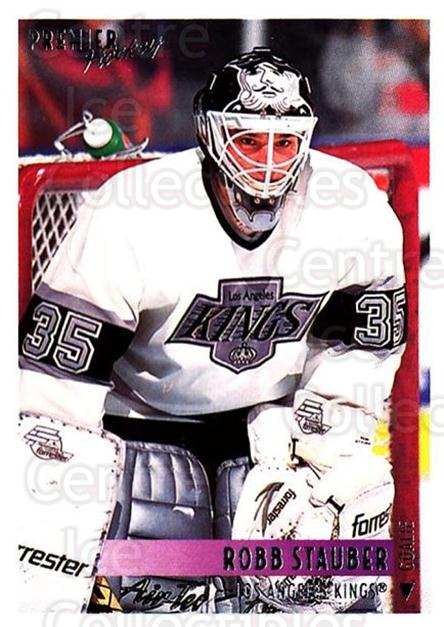 1994-95 OPC Premier #248 Robb Stauber<br/>6 In Stock - $1.00 each - <a href=https://centericecollectibles.foxycart.com/cart?name=1994-95%20OPC%20Premier%20%23248%20Robb%20Stauber...&quantity_max=6&price=$1.00&code=182441 class=foxycart> Buy it now! </a>