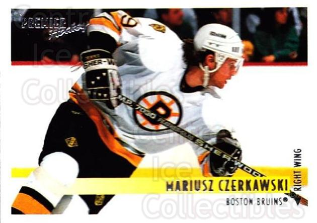 1994-95 OPC Premier #293 Mariusz Czerkawski<br/>5 In Stock - $1.00 each - <a href=https://centericecollectibles.foxycart.com/cart?name=1994-95%20OPC%20Premier%20%23293%20Mariusz%20Czerkaw...&quantity_max=5&price=$1.00&code=182491 class=foxycart> Buy it now! </a>