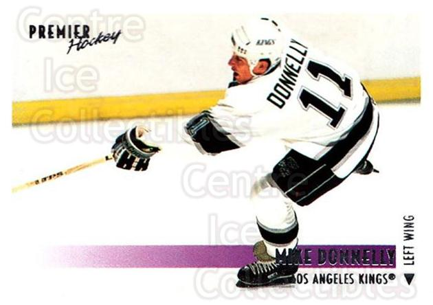 1994-95 OPC Premier #308 Mike Donnelly<br/>4 In Stock - $1.00 each - <a href=https://centericecollectibles.foxycart.com/cart?name=1994-95%20OPC%20Premier%20%23308%20Mike%20Donnelly...&quantity_max=4&price=$1.00&code=182508 class=foxycart> Buy it now! </a>