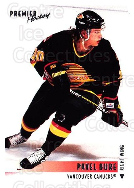 1994-95 OPC Premier #325 Pavel Bure<br/>3 In Stock - $1.00 each - <a href=https://centericecollectibles.foxycart.com/cart?name=1994-95%20OPC%20Premier%20%23325%20Pavel%20Bure...&quantity_max=3&price=$1.00&code=182526 class=foxycart> Buy it now! </a>