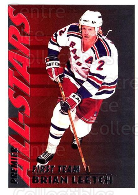 1994-95 OPC Premier #37 Brian Leetch<br/>6 In Stock - $1.00 each - <a href=https://centericecollectibles.foxycart.com/cart?name=1994-95%20OPC%20Premier%20%2337%20Brian%20Leetch...&quantity_max=6&price=$1.00&code=182572 class=foxycart> Buy it now! </a>