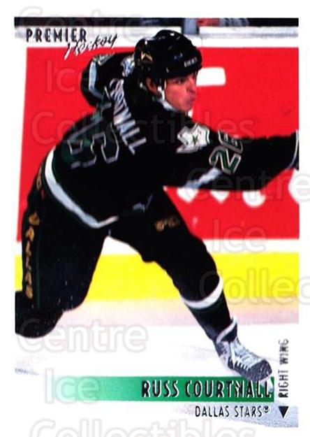 1994-95 OPC Premier #395 Russ Courtnall<br/>4 In Stock - $1.00 each - <a href=https://centericecollectibles.foxycart.com/cart?name=1994-95%20OPC%20Premier%20%23395%20Russ%20Courtnall...&quantity_max=4&price=$1.00&code=182598 class=foxycart> Buy it now! </a>