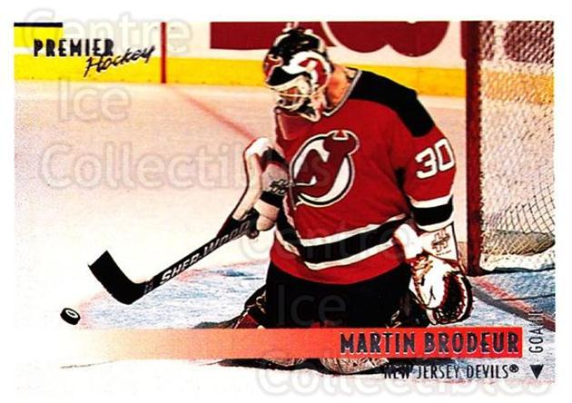 1994-95 OPC Premier #470 Martin Brodeur<br/>1 In Stock - $2.00 each - <a href=https://centericecollectibles.foxycart.com/cart?name=1994-95%20OPC%20Premier%20%23470%20Martin%20Brodeur...&price=$2.00&code=182676 class=foxycart> Buy it now! </a>
