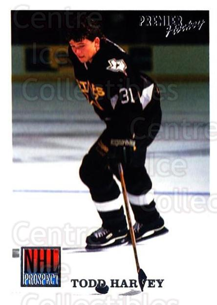 1994-95 OPC Premier #473 Todd Harvey<br/>6 In Stock - $1.00 each - <a href=https://centericecollectibles.foxycart.com/cart?name=1994-95%20OPC%20Premier%20%23473%20Todd%20Harvey...&quantity_max=6&price=$1.00&code=182679 class=foxycart> Buy it now! </a>