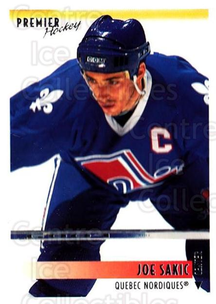 1994-95 OPC Premier #480 Joe Sakic<br/>4 In Stock - $1.00 each - <a href=https://centericecollectibles.foxycart.com/cart?name=1994-95%20OPC%20Premier%20%23480%20Joe%20Sakic...&price=$1.00&code=182686 class=foxycart> Buy it now! </a>