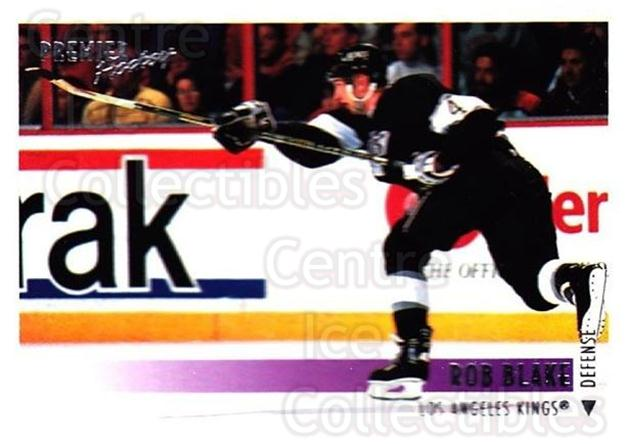 1994-95 OPC Premier #498 Rob Blake<br/>6 In Stock - $1.00 each - <a href=https://centericecollectibles.foxycart.com/cart?name=1994-95%20OPC%20Premier%20%23498%20Rob%20Blake...&quantity_max=6&price=$1.00&code=182705 class=foxycart> Buy it now! </a>
