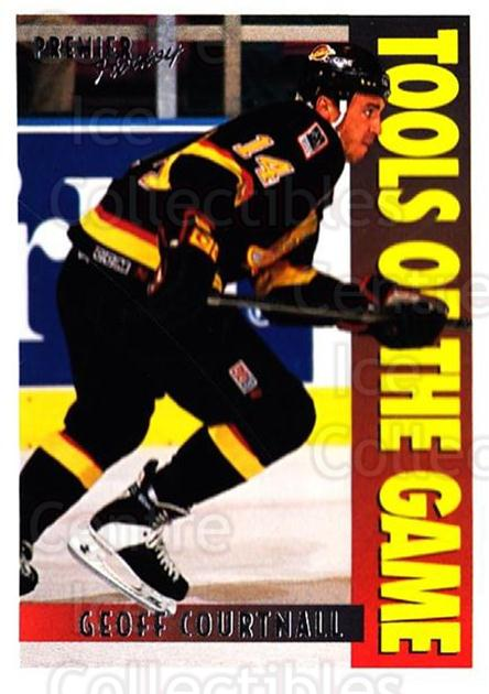 1994-95 OPC Premier #525 Geoff Courtnall<br/>5 In Stock - $1.00 each - <a href=https://centericecollectibles.foxycart.com/cart?name=1994-95%20OPC%20Premier%20%23525%20Geoff%20Courtnall...&quantity_max=5&price=$1.00&code=182735 class=foxycart> Buy it now! </a>