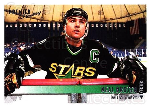 1994-95 OPC Premier #74 Neal Broten<br/>5 In Stock - $1.00 each - <a href=https://centericecollectibles.foxycart.com/cart?name=1994-95%20OPC%20Premier%20%2374%20Neal%20Broten...&quantity_max=5&price=$1.00&code=182784 class=foxycart> Buy it now! </a>