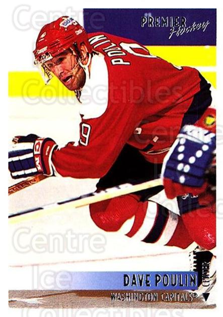 1994-95 Topps Premier #236 Dave Poulin<br/>5 In Stock - $1.00 each - <a href=https://centericecollectibles.foxycart.com/cart?name=1994-95%20Topps%20Premier%20%23236%20Dave%20Poulin...&quantity_max=5&price=$1.00&code=183124 class=foxycart> Buy it now! </a>