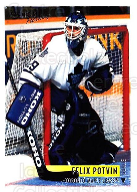 1994-95 Topps Premier #355 Felix Potvin<br/>2 In Stock - $1.00 each - <a href=https://centericecollectibles.foxycart.com/cart?name=1994-95%20Topps%20Premier%20%23355%20Felix%20Potvin...&quantity_max=2&price=$1.00&code=183251 class=foxycart> Buy it now! </a>