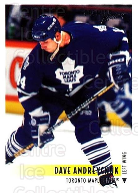 1994-95 Topps Premier #510 Dave Andreychuk<br/>1 In Stock - $1.00 each - <a href=https://centericecollectibles.foxycart.com/cart?name=1994-95%20Topps%20Premier%20%23510%20Dave%20Andreychuk...&quantity_max=1&price=$1.00&code=183399 class=foxycart> Buy it now! </a>