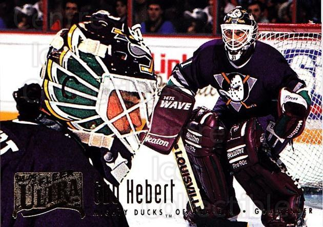 1994-95 Ultra #3 Guy Hebert<br/>2 In Stock - $1.00 each - <a href=https://centericecollectibles.foxycart.com/cart?name=1994-95%20Ultra%20%233%20Guy%20Hebert...&quantity_max=2&price=$1.00&code=183551 class=foxycart> Buy it now! </a>