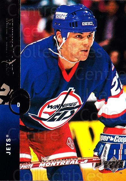 1994-95 Upper Deck #113 Teppo Numminen<br/>6 In Stock - $1.00 each - <a href=https://centericecollectibles.foxycart.com/cart?name=1994-95%20Upper%20Deck%20%23113%20Teppo%20Numminen...&quantity_max=6&price=$1.00&code=183733 class=foxycart> Buy it now! </a>