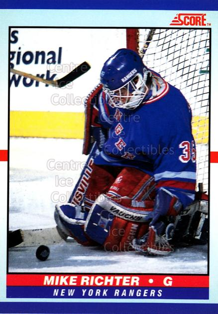 1990-91 Score Young Superstars #27 Mike Richter<br/>16 In Stock - $2.00 each - <a href=https://centericecollectibles.foxycart.com/cart?name=1990-91%20Score%20Young%20Superstars%20%2327%20Mike%20Richter...&quantity_max=16&price=$2.00&code=18373 class=foxycart> Buy it now! </a>
