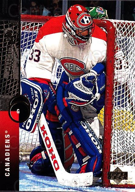 1994-95 Upper Deck #121 Patrick Roy<br/>1 In Stock - $2.00 each - <a href=https://centericecollectibles.foxycart.com/cart?name=1994-95%20Upper%20Deck%20%23121%20Patrick%20Roy...&quantity_max=1&price=$2.00&code=183742 class=foxycart> Buy it now! </a>