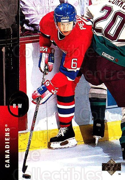 1994-95 Upper Deck #137 Oleg Petrov<br/>6 In Stock - $1.00 each - <a href=https://centericecollectibles.foxycart.com/cart?name=1994-95%20Upper%20Deck%20%23137%20Oleg%20Petrov...&quantity_max=6&price=$1.00&code=183759 class=foxycart> Buy it now! </a>