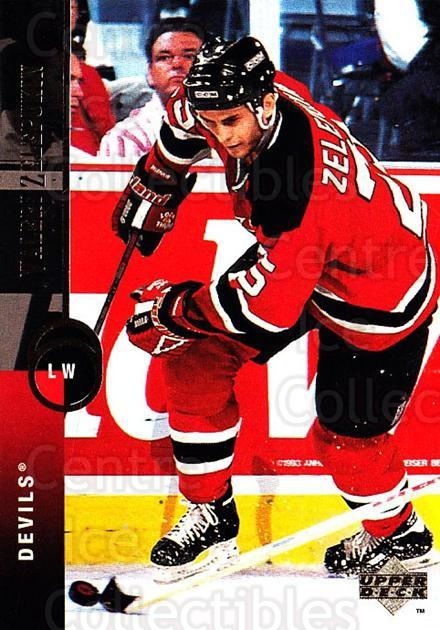 1994-95 Upper Deck #143 Valeri Zelepukin<br/>6 In Stock - $1.00 each - <a href=https://centericecollectibles.foxycart.com/cart?name=1994-95%20Upper%20Deck%20%23143%20Valeri%20Zelepuki...&quantity_max=6&price=$1.00&code=183766 class=foxycart> Buy it now! </a>