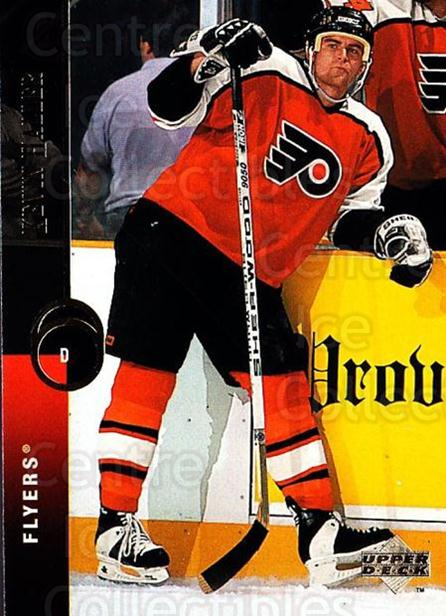 1994-95 Upper Deck #144 Kevin Haller<br/>7 In Stock - $1.00 each - <a href=https://centericecollectibles.foxycart.com/cart?name=1994-95%20Upper%20Deck%20%23144%20Kevin%20Haller...&quantity_max=7&price=$1.00&code=183767 class=foxycart> Buy it now! </a>