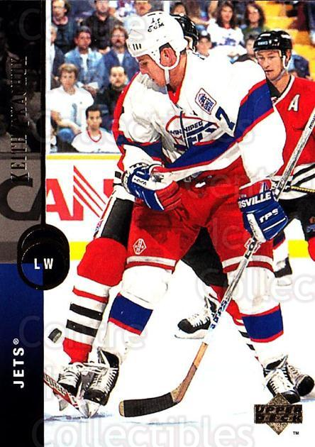 1994-95 Upper Deck #145 Keith Tkachuk<br/>7 In Stock - $1.00 each - <a href=https://centericecollectibles.foxycart.com/cart?name=1994-95%20Upper%20Deck%20%23145%20Keith%20Tkachuk...&quantity_max=7&price=$1.00&code=183768 class=foxycart> Buy it now! </a>