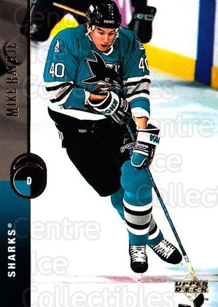 1994-95 Upper Deck #168 Mike Rathje<br/>7 In Stock - $1.00 each - <a href=https://centericecollectibles.foxycart.com/cart?name=1994-95%20Upper%20Deck%20%23168%20Mike%20Rathje...&quantity_max=7&price=$1.00&code=183793 class=foxycart> Buy it now! </a>