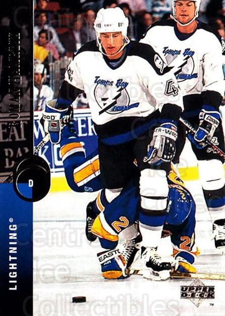 1994-95 Upper Deck #174 Roman Hamrlik<br/>7 In Stock - $1.00 each - <a href=https://centericecollectibles.foxycart.com/cart?name=1994-95%20Upper%20Deck%20%23174%20Roman%20Hamrlik...&quantity_max=7&price=$1.00&code=183800 class=foxycart> Buy it now! </a>