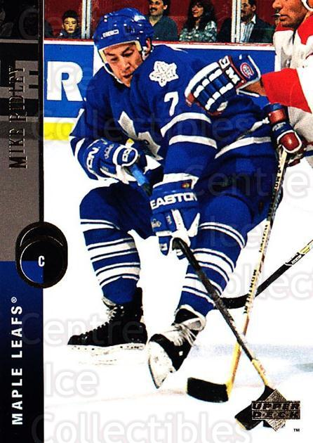 1994-95 Upper Deck #177 Mike Ridley<br/>7 In Stock - $1.00 each - <a href=https://centericecollectibles.foxycart.com/cart?name=1994-95%20Upper%20Deck%20%23177%20Mike%20Ridley...&quantity_max=7&price=$1.00&code=183803 class=foxycart> Buy it now! </a>