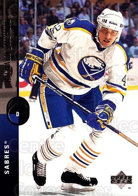 1994-95 Upper Deck #181 Richard Smehlik<br/>6 In Stock - $1.00 each - <a href=https://centericecollectibles.foxycart.com/cart?name=1994-95%20Upper%20Deck%20%23181%20Richard%20Smehlik...&quantity_max=6&price=$1.00&code=183808 class=foxycart> Buy it now! </a>