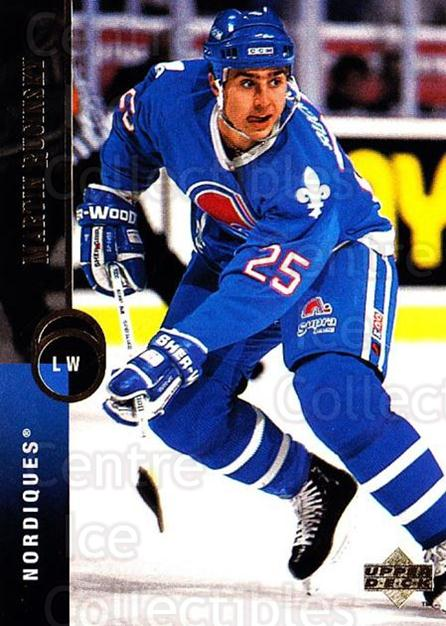 1994-95 Upper Deck #201 Martin Rucinsky<br/>7 In Stock - $1.00 each - <a href=https://centericecollectibles.foxycart.com/cart?name=1994-95%20Upper%20Deck%20%23201%20Martin%20Rucinsky...&quantity_max=7&price=$1.00&code=183831 class=foxycart> Buy it now! </a>