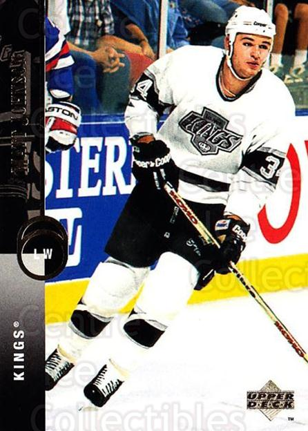 1994-95 Upper Deck #203 Matt Johnson<br/>6 In Stock - $1.00 each - <a href=https://centericecollectibles.foxycart.com/cart?name=1994-95%20Upper%20Deck%20%23203%20Matt%20Johnson...&quantity_max=6&price=$1.00&code=183833 class=foxycart> Buy it now! </a>