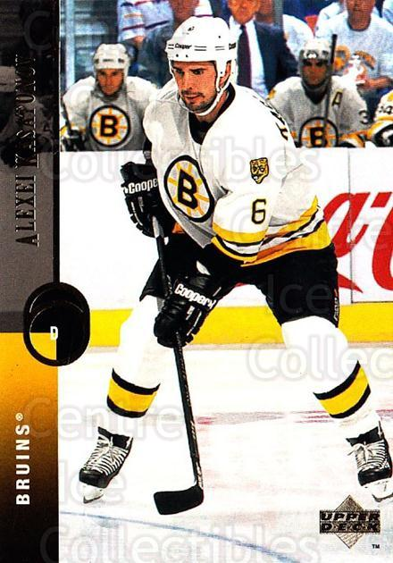 1994-95 Upper Deck #208 Alexei Kasatonov<br/>6 In Stock - $1.00 each - <a href=https://centericecollectibles.foxycart.com/cart?name=1994-95%20Upper%20Deck%20%23208%20Alexei%20Kasatono...&quantity_max=6&price=$1.00&code=183838 class=foxycart> Buy it now! </a>