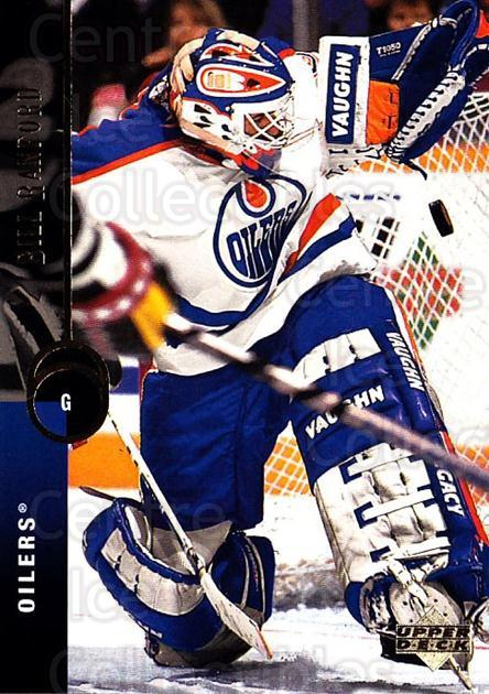 1994-95 Upper Deck #21 Bill Ranford<br/>2 In Stock - $1.00 each - <a href=https://centericecollectibles.foxycart.com/cart?name=1994-95%20Upper%20Deck%20%2321%20Bill%20Ranford...&quantity_max=2&price=$1.00&code=183840 class=foxycart> Buy it now! </a>