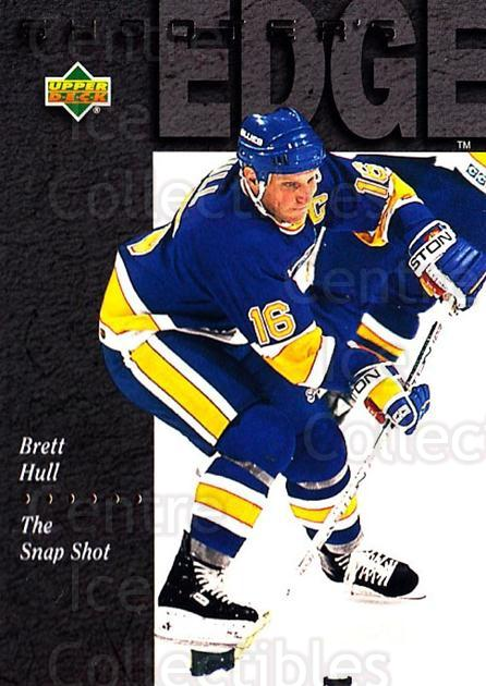 1994-95 Upper Deck #229 Brett Hull<br/>6 In Stock - $2.00 each - <a href=https://centericecollectibles.foxycart.com/cart?name=1994-95%20Upper%20Deck%20%23229%20Brett%20Hull...&quantity_max=6&price=$2.00&code=183860 class=foxycart> Buy it now! </a>