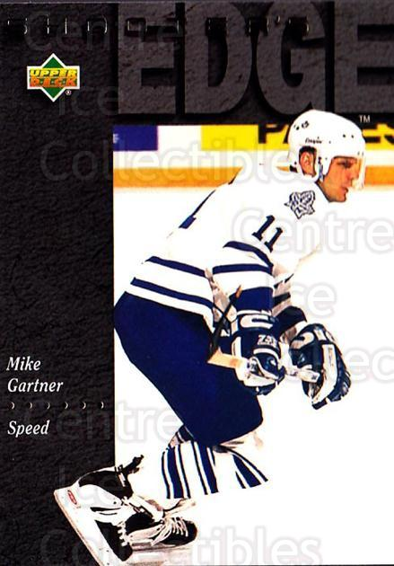 1994-95 Upper Deck #230 Mike Gartner<br/>4 In Stock - $1.00 each - <a href=https://centericecollectibles.foxycart.com/cart?name=1994-95%20Upper%20Deck%20%23230%20Mike%20Gartner...&quantity_max=4&price=$1.00&code=183862 class=foxycart> Buy it now! </a>