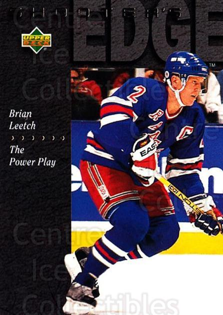 1994-95 Upper Deck #231 Brian Leetch<br/>4 In Stock - $1.00 each - <a href=https://centericecollectibles.foxycart.com/cart?name=1994-95%20Upper%20Deck%20%23231%20Brian%20Leetch...&quantity_max=4&price=$1.00&code=183863 class=foxycart> Buy it now! </a>