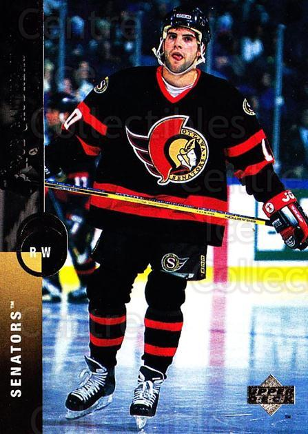 1994-95 Upper Deck #277 Rob Gaudreau<br/>5 In Stock - $1.00 each - <a href=https://centericecollectibles.foxycart.com/cart?name=1994-95%20Upper%20Deck%20%23277%20Rob%20Gaudreau...&quantity_max=5&price=$1.00&code=183911 class=foxycart> Buy it now! </a>