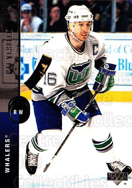 1994-95 Upper Deck #278 Pat Verbeek<br/>5 In Stock - $1.00 each - <a href=https://centericecollectibles.foxycart.com/cart?name=1994-95%20Upper%20Deck%20%23278%20Pat%20Verbeek...&quantity_max=5&price=$1.00&code=183912 class=foxycart> Buy it now! </a>