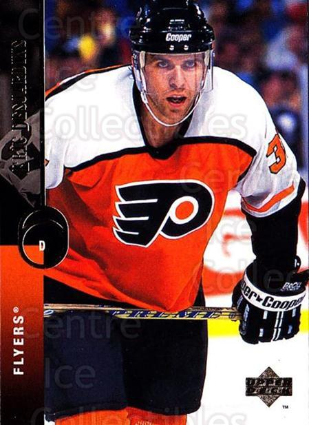 1994-95 Upper Deck #279 Eric Desjardins<br/>7 In Stock - $1.00 each - <a href=https://centericecollectibles.foxycart.com/cart?name=1994-95%20Upper%20Deck%20%23279%20Eric%20Desjardins...&quantity_max=7&price=$1.00&code=183913 class=foxycart> Buy it now! </a>