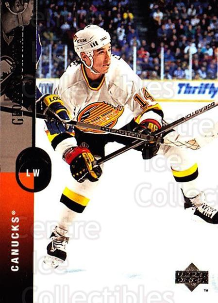 1994-95 Upper Deck #286 Geoff Courtnall<br/>7 In Stock - $1.00 each - <a href=https://centericecollectibles.foxycart.com/cart?name=1994-95%20Upper%20Deck%20%23286%20Geoff%20Courtnall...&quantity_max=7&price=$1.00&code=183921 class=foxycart> Buy it now! </a>