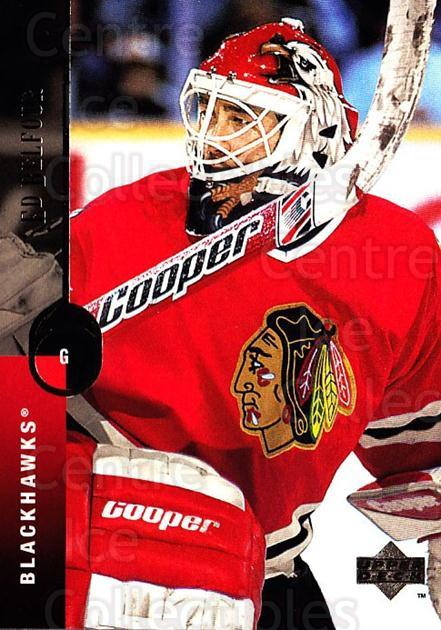 1994-95 Upper Deck #290 Ed Belfour<br/>6 In Stock - $1.00 each - <a href=https://centericecollectibles.foxycart.com/cart?name=1994-95%20Upper%20Deck%20%23290%20Ed%20Belfour...&price=$1.00&code=183926 class=foxycart> Buy it now! </a>