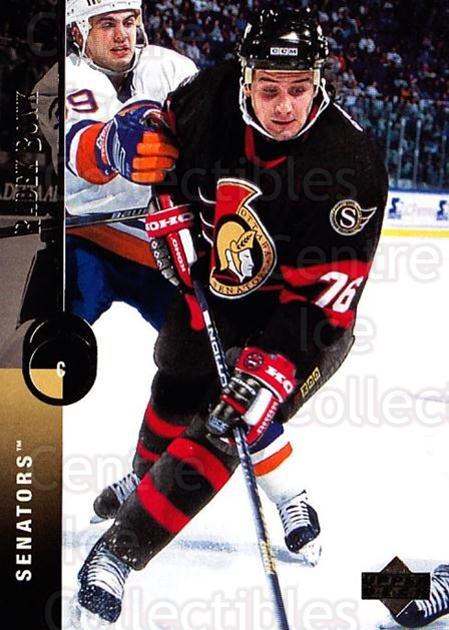 1994-95 Upper Deck #304 Radek Bonk<br/>6 In Stock - $1.00 each - <a href=https://centericecollectibles.foxycart.com/cart?name=1994-95%20Upper%20Deck%20%23304%20Radek%20Bonk...&quantity_max=6&price=$1.00&code=183942 class=foxycart> Buy it now! </a>