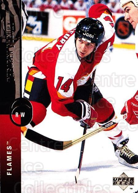 1994-95 Upper Deck #315 Theo Fleury<br/>7 In Stock - $1.00 each - <a href=https://centericecollectibles.foxycart.com/cart?name=1994-95%20Upper%20Deck%20%23315%20Theo%20Fleury...&quantity_max=7&price=$1.00&code=183954 class=foxycart> Buy it now! </a>