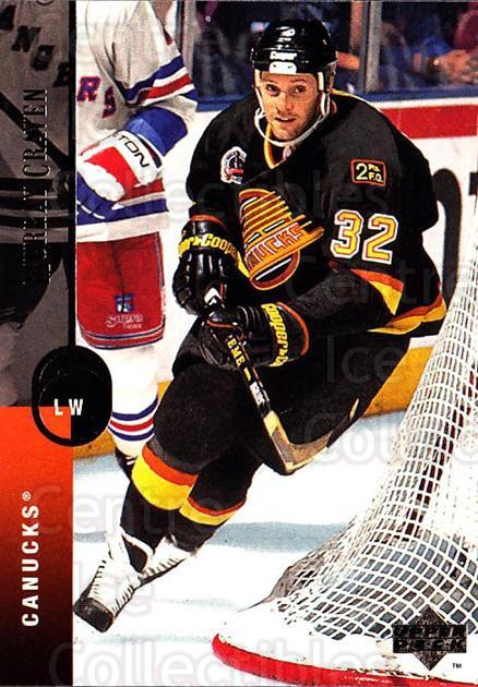 1994-95 Upper Deck #45 Murray Craven<br/>7 In Stock - $1.00 each - <a href=https://centericecollectibles.foxycart.com/cart?name=1994-95%20Upper%20Deck%20%2345%20Murray%20Craven...&quantity_max=7&price=$1.00&code=184097 class=foxycart> Buy it now! </a>