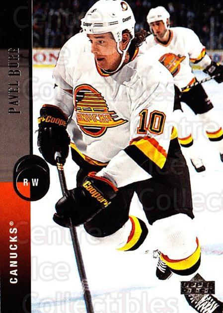 1994-95 Upper Deck #469 Pavel Bure<br/>4 In Stock - $1.00 each - <a href=https://centericecollectibles.foxycart.com/cart?name=1994-95%20Upper%20Deck%20%23469%20Pavel%20Bure...&quantity_max=4&price=$1.00&code=184117 class=foxycart> Buy it now! </a>