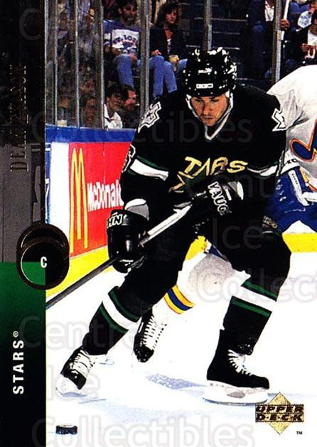 1994-95 Upper Deck #48 Dean Evason<br/>6 In Stock - $1.00 each - <a href=https://centericecollectibles.foxycart.com/cart?name=1994-95%20Upper%20Deck%20%2348%20Dean%20Evason...&quantity_max=6&price=$1.00&code=184129 class=foxycart> Buy it now! </a>