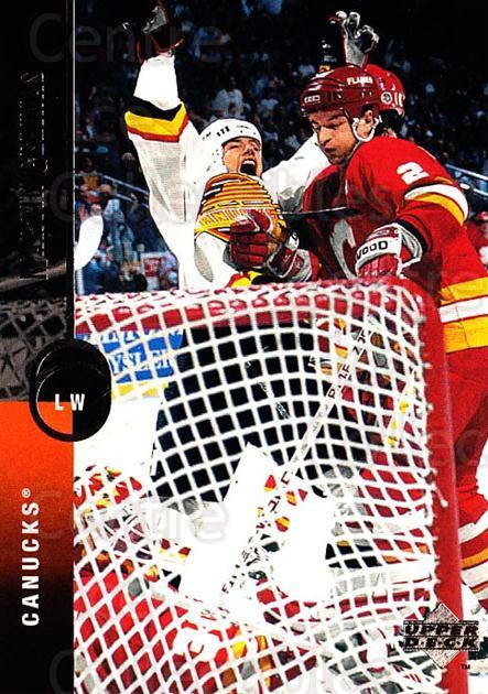 1994-95 Upper Deck #54 Martin Gelinas<br/>7 In Stock - $1.00 each - <a href=https://centericecollectibles.foxycart.com/cart?name=1994-95%20Upper%20Deck%20%2354%20Martin%20Gelinas...&quantity_max=7&price=$1.00&code=184194 class=foxycart> Buy it now! </a>